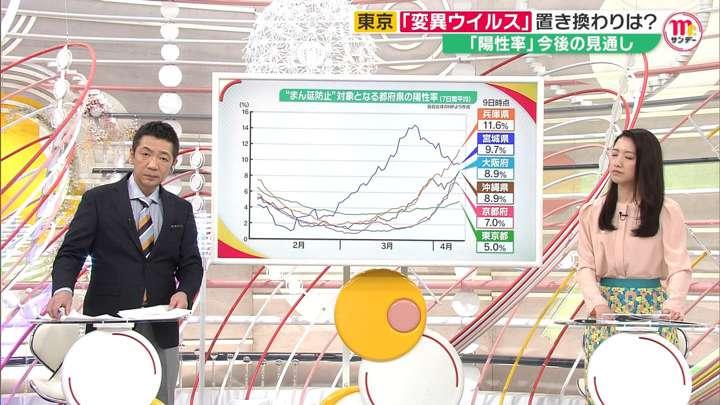 2021年04月11日三田友梨佳の画像09枚目
