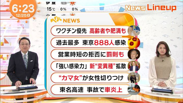 2020年12月25日永島優美の画像09枚目