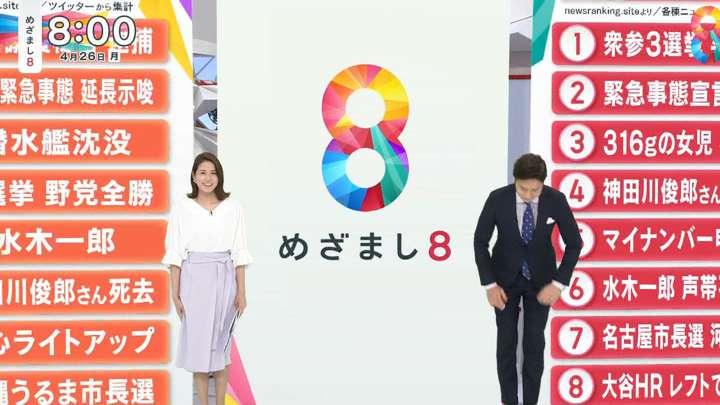 2021年04月26日永島優美の画像01枚目