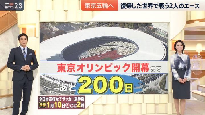 2021年01月04日小川彩佳の画像09枚目
