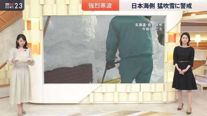 2021年01月06日小川彩佳の画像12枚目