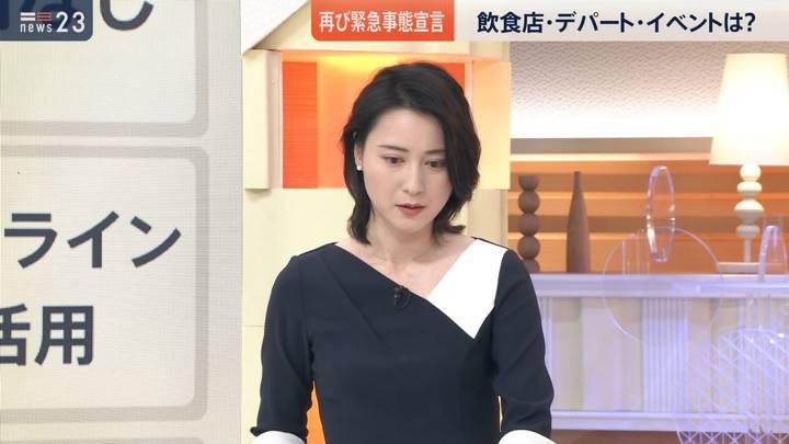 2021年01月07日小川彩佳の画像05枚目