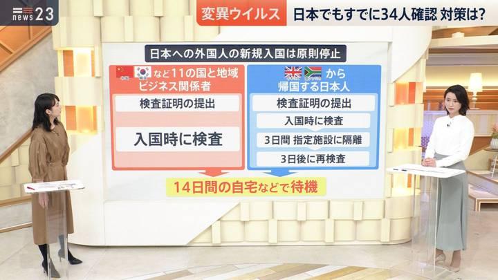 2021年01月11日小川彩佳の画像07枚目