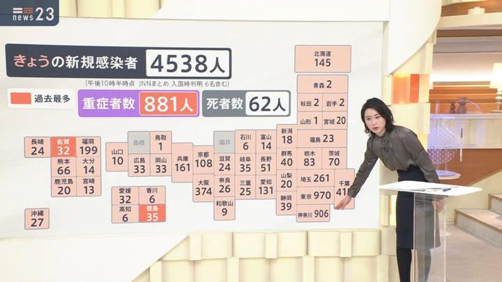 2021年01月12日小川彩佳の画像08枚目