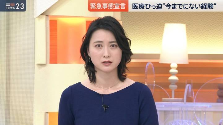 2021年01月13日小川彩佳の画像10枚目