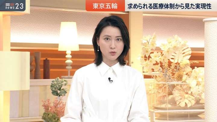 2021年01月22日小川彩佳の画像10枚目