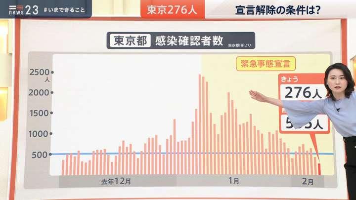 2021年02月08日小川彩佳の画像05枚目