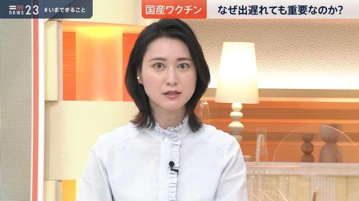 2021年02月09日小川彩佳の画像06枚目