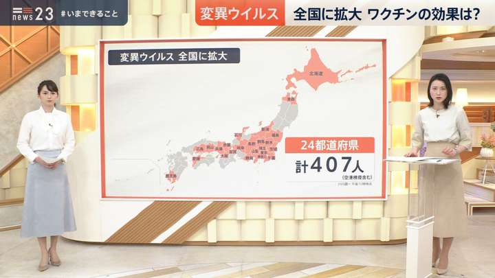 2021年03月10日小川彩佳の画像04枚目