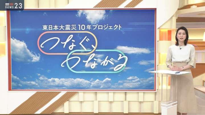 2021年03月10日小川彩佳の画像06枚目