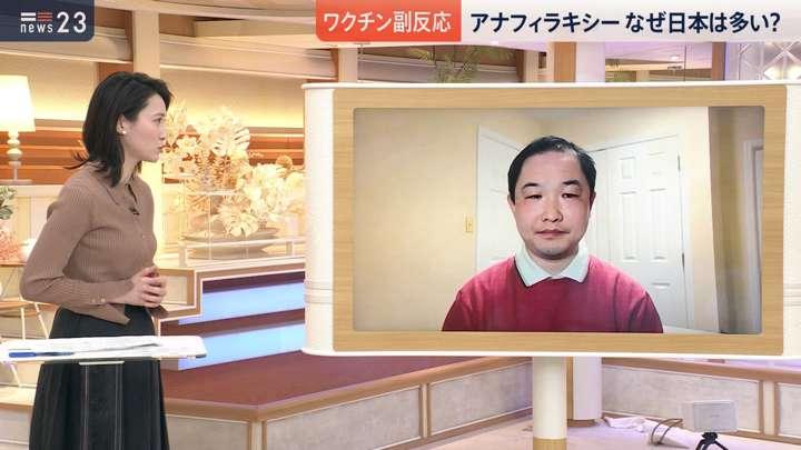 2021年03月12日小川彩佳の画像04枚目