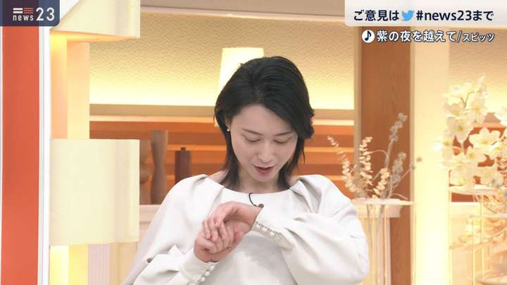 2021年03月24日小川彩佳の画像09枚目