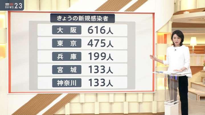 2021年04月01日小川彩佳の画像05枚目