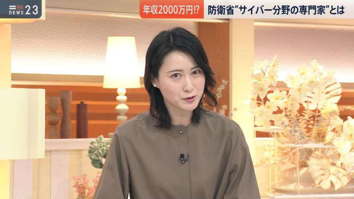 2021年04月05日小川彩佳の画像07枚目