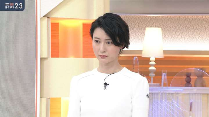 2021年04月07日小川彩佳の画像05枚目