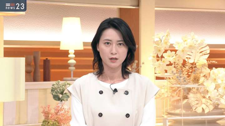 2021年04月09日小川彩佳の画像02枚目