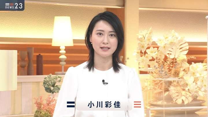 2021年04月19日小川彩佳の画像02枚目