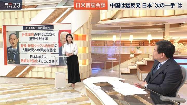 2021年04月19日小川彩佳の画像04枚目