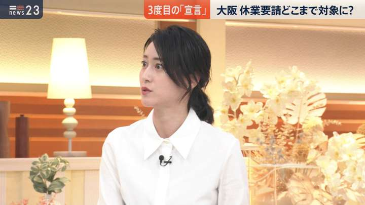 2021年04月20日小川彩佳の画像03枚目
