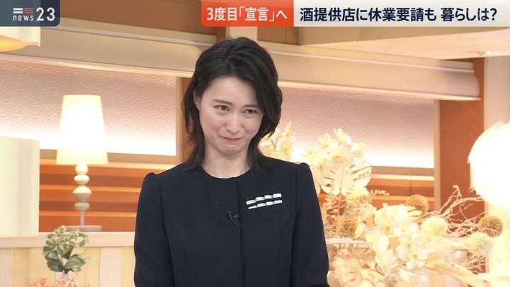 2021年04月22日小川彩佳の画像02枚目