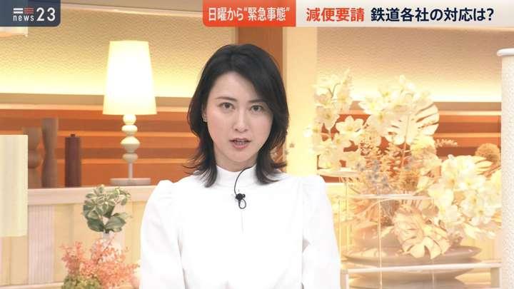 2021年04月23日小川彩佳の画像06枚目