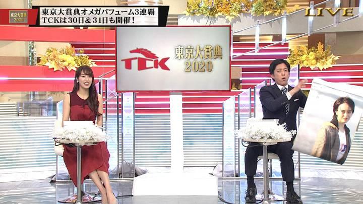 2020年12月29日鷲見玲奈の画像15枚目