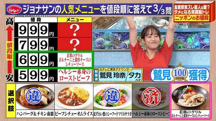 2021年01月19日鷲見玲奈の画像04枚目