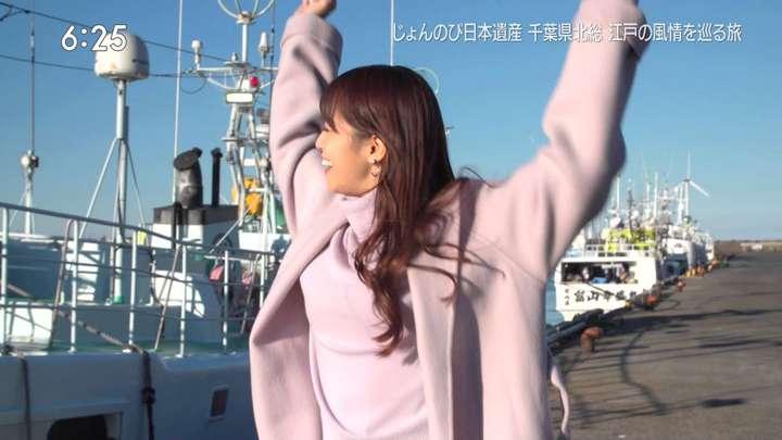 2021年02月07日鷲見玲奈の画像17枚目