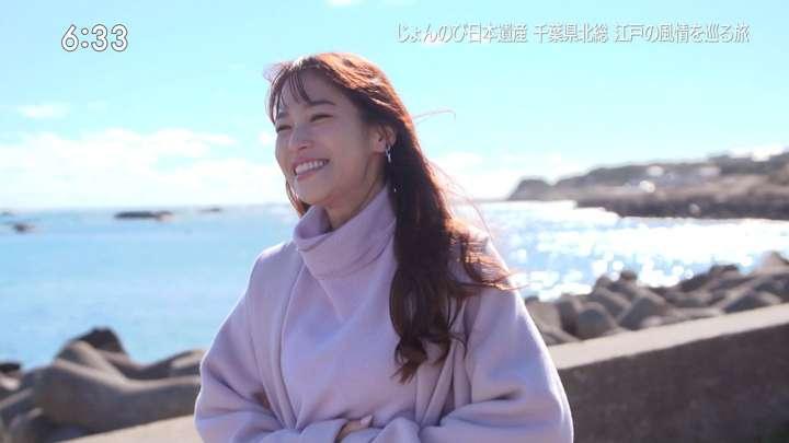 2021年02月07日鷲見玲奈の画像20枚目