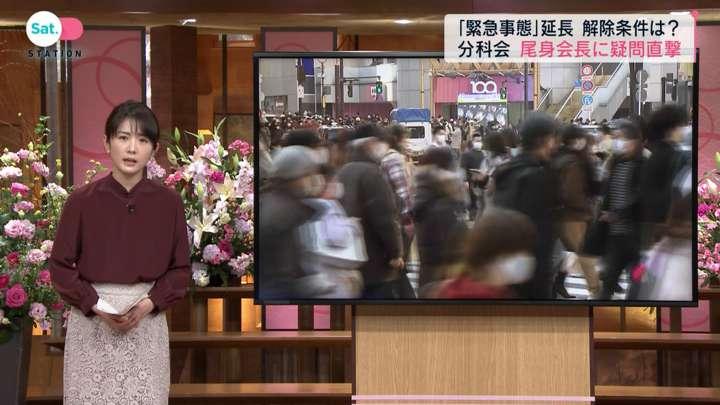 2021年02月06日高島彩の画像04枚目