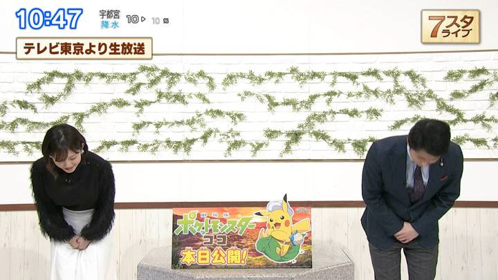 2020年12月25日田中瞳の画像10枚目