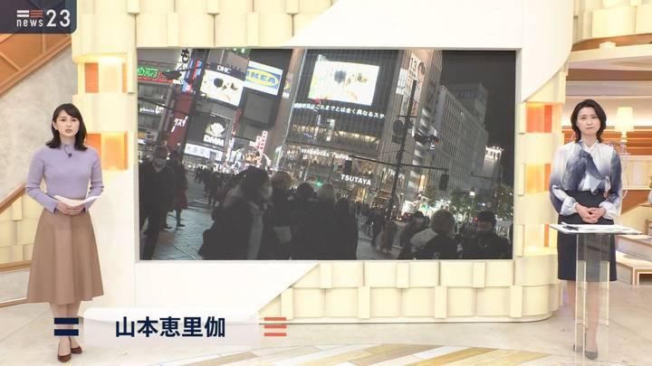 2021年01月04日山本恵里伽の画像01枚目