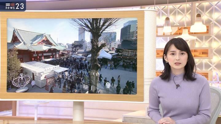 2021年01月04日山本恵里伽の画像02枚目