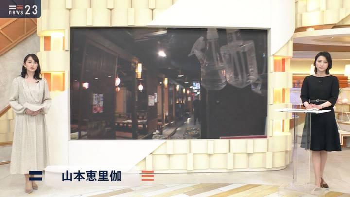 2021年01月06日山本恵里伽の画像02枚目