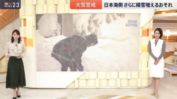 2021年01月08日山本恵里伽の画像04枚目