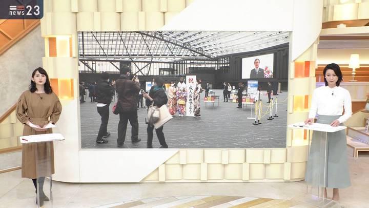 2021年01月11日山本恵里伽の画像07枚目