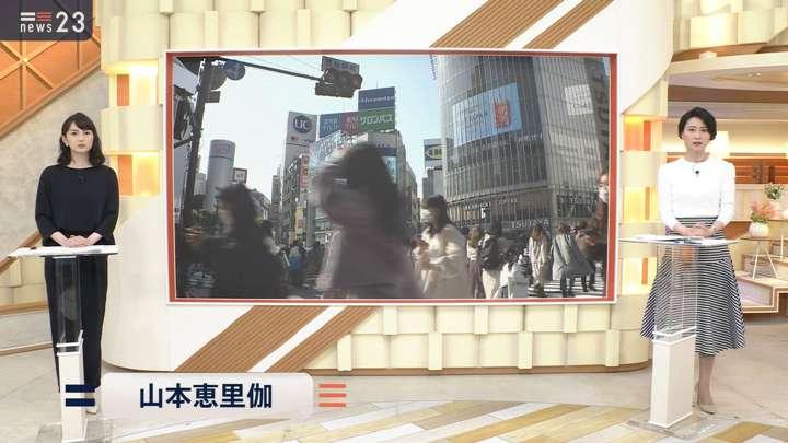 2021年04月07日山本恵里伽の画像01枚目