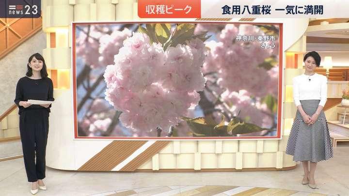2021年04月07日山本恵里伽の画像10枚目
