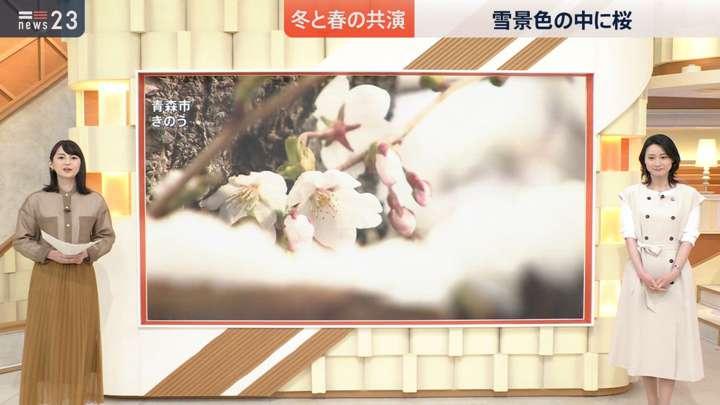 2021年04月09日山本恵里伽の画像09枚目