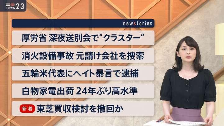2021年04月20日山本恵里伽の画像17枚目