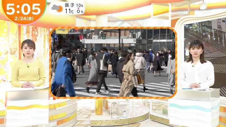 2021年02月24日山本里菜の画像08枚目