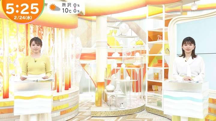 2021年02月24日山本里菜の画像09枚目