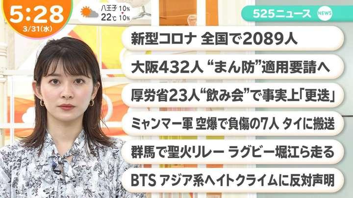 2021年03月31日山本里菜の画像11枚目