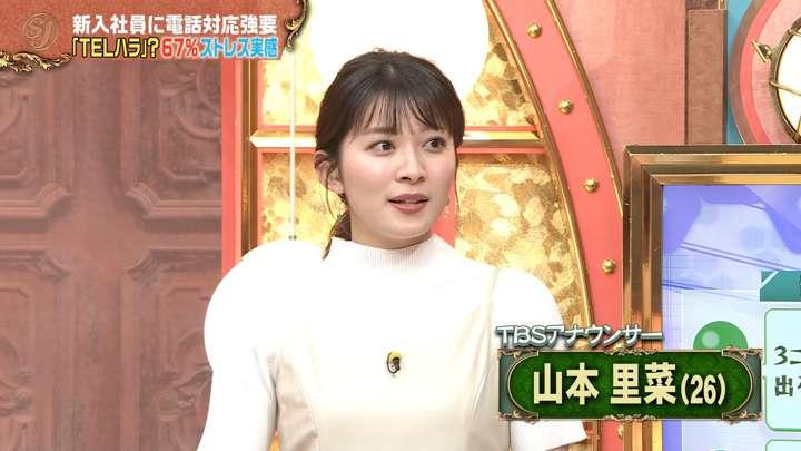 2021年04月11日山本里菜の画像06枚目