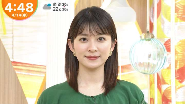 2021年04月14日山本里菜の画像02枚目