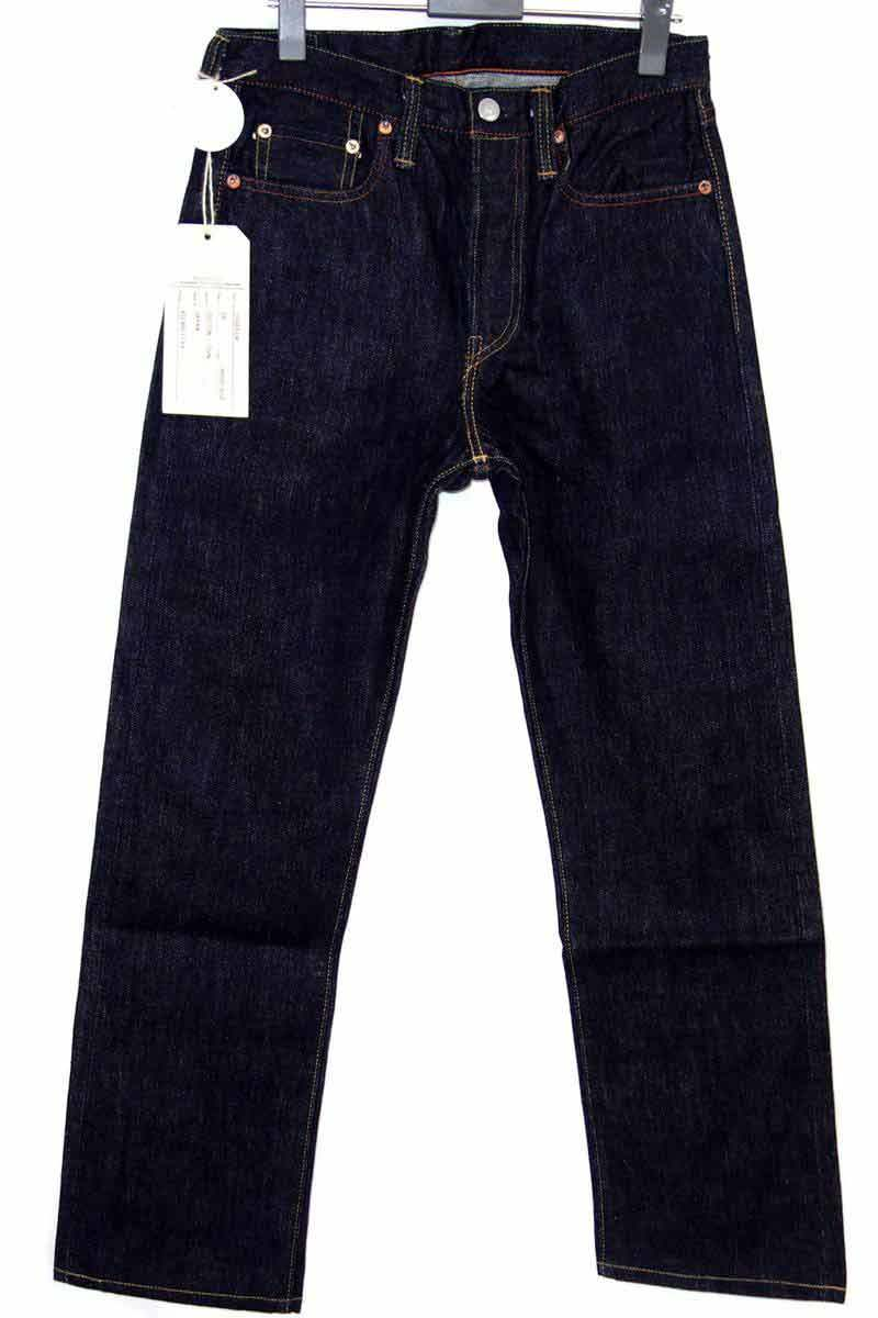 お買取り商品フルカウントFULLCOUNTデニムジーンズ1108XXW15.5オンス濃紺W30タイトストレートGパン