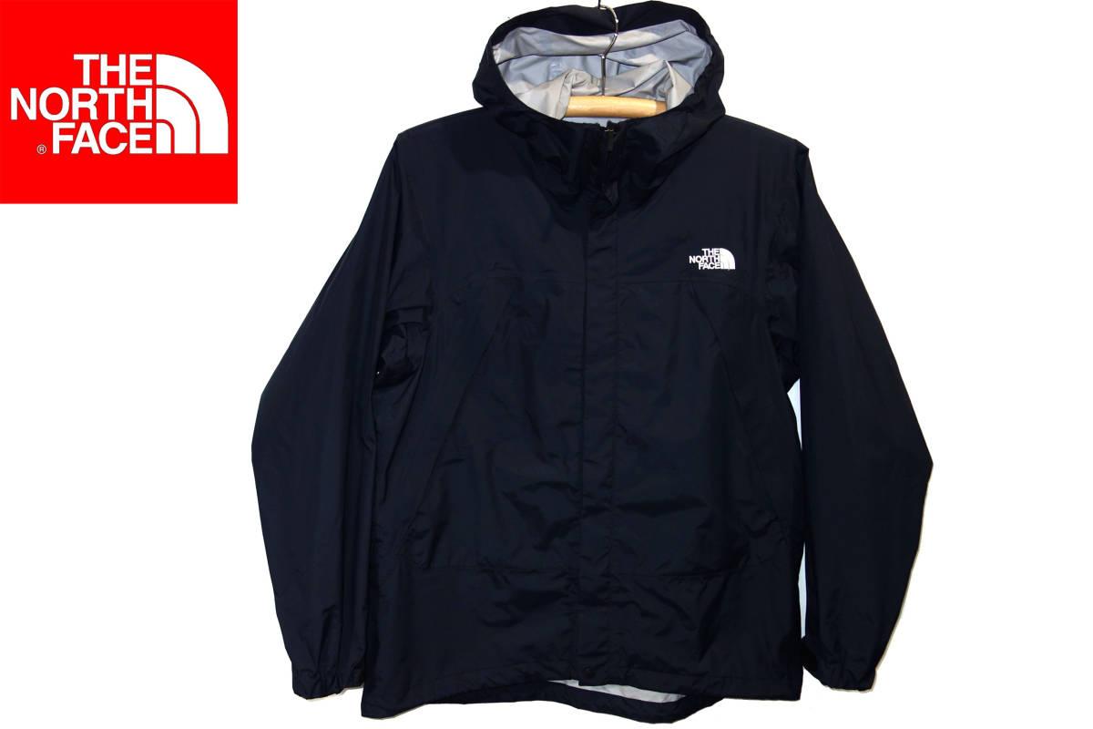 お買取り商品ノースフェイスTHENORTHFACEドットショットジャケットNP61530アウトドアハードシェルDOT SHOT JACKET黒XL