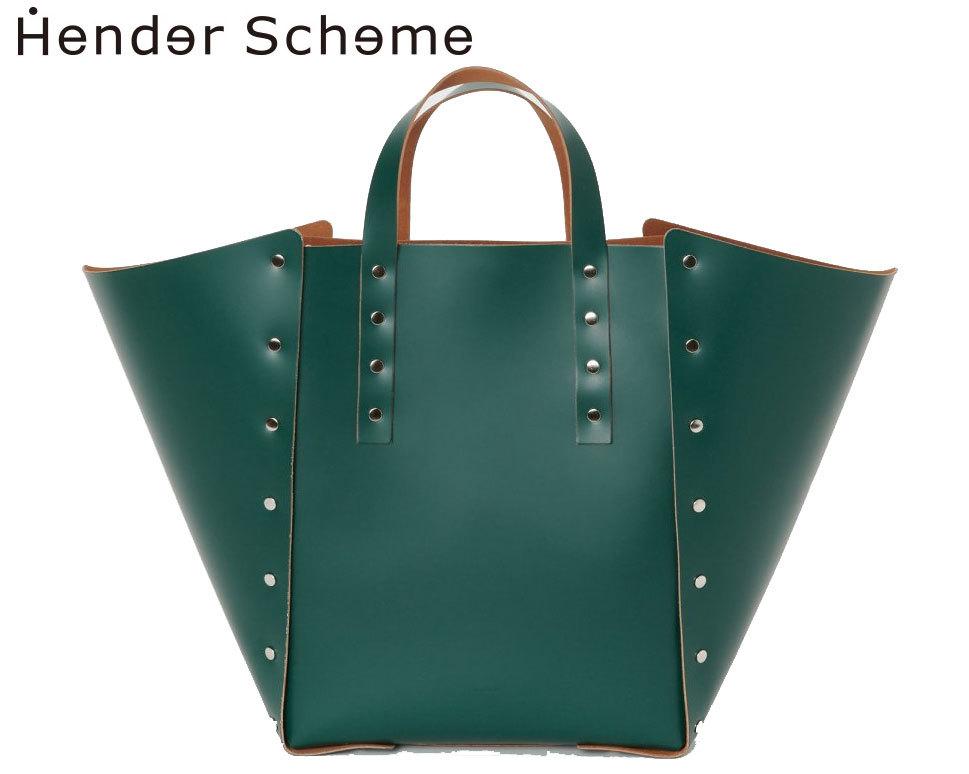 お買取り商品エンダースキーマHender Schemeアッセンブルハンドバッグワイドassemble hand bag wide