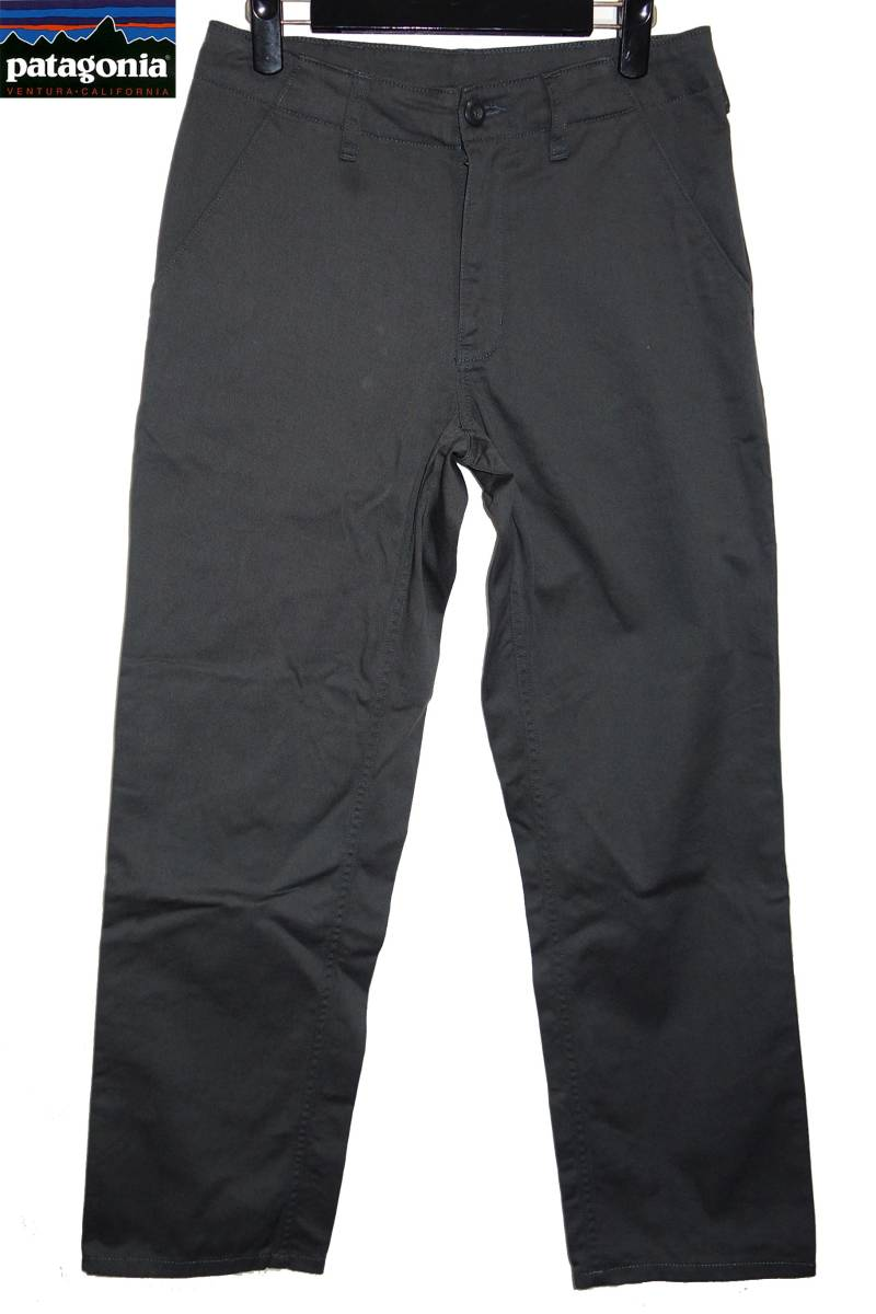 お買取商品パタゴニアPATAGONIA正規フォーキャニオンツイルパンツ56035Four Canyons Twill Pants28グレー
