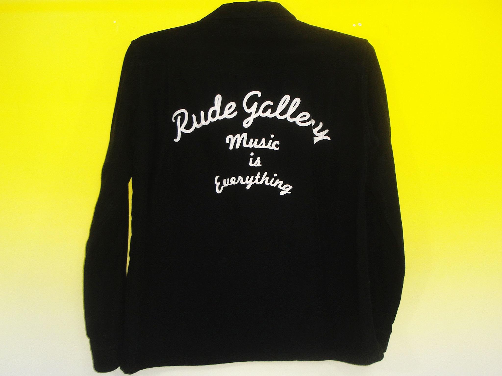 お買取商品ルードギャラリーRUDEGALLERY正規シャツジャケット